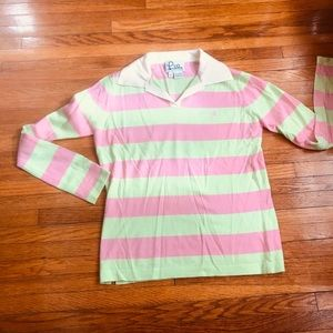 Lilly Pulitzer 100% cashmere sweater. Sz Small